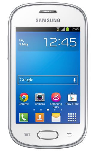 Productafbeelding van de Samsung Galaxy Fame Lite S6790 White