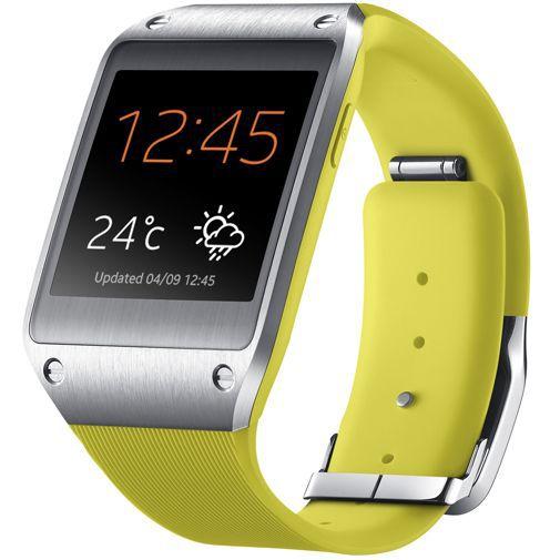 Productafbeelding van de Samsung Galaxy Gear Green