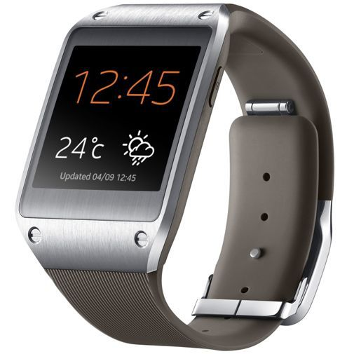 Productafbeelding van de Samsung Galaxy Gear Grey