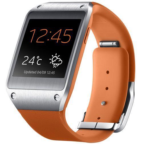 Productafbeelding van de Samsung Galaxy Gear Orange