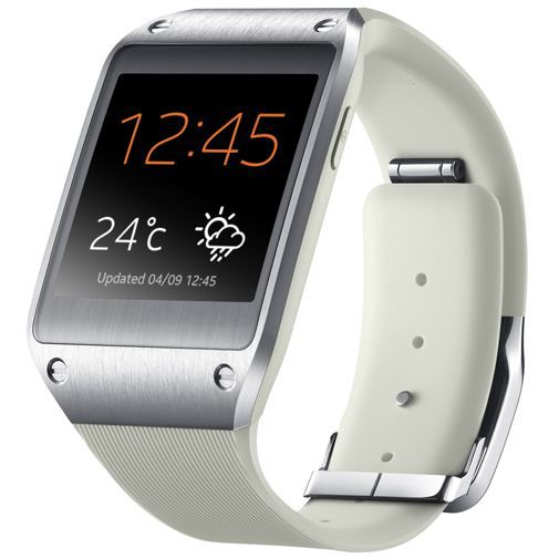 Productafbeelding van de Samsung Galaxy Gear White