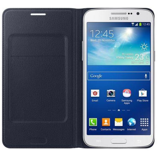 Productafbeelding van de Samsung Galaxy Grand 2 Flip Wallet Blue