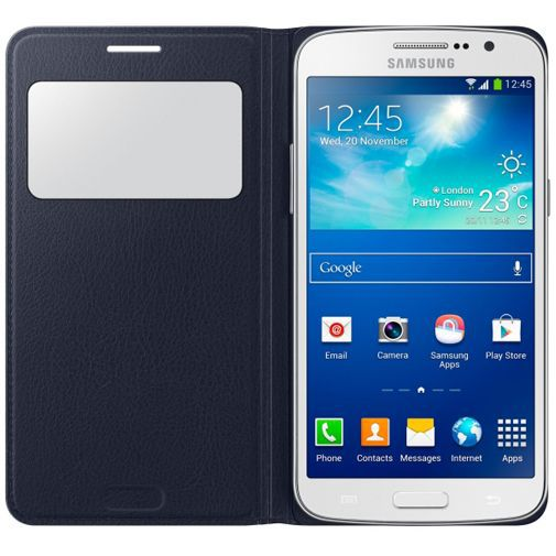Productafbeelding van de Samsung Galaxy Grand 2 S View Cover Blue