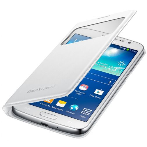 Productafbeelding van de Samsung Galaxy Grand 2 S View Cover White