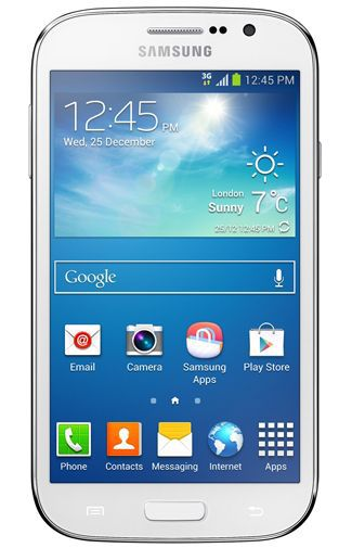 Productafbeelding van de Samsung Galaxy Grand Neo i9060 Duos White