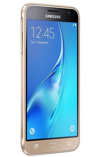 Productafbeelding van de Samsung Galaxy J3 (2016) Duos Gold