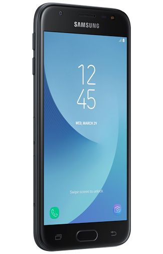 Productafbeelding van de Samsung Galaxy J3 (2017) J330 16GB Black