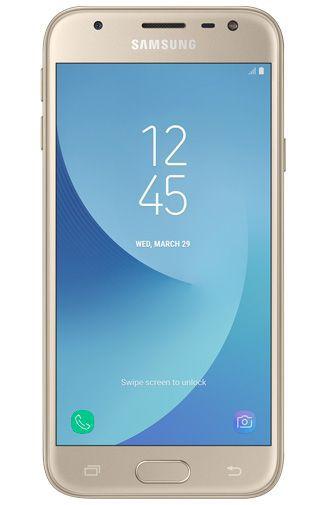 Productafbeelding van de Samsung Galaxy J3 (2017) J330 16GB Gold