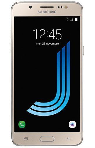 Productafbeelding van de Samsung Galaxy J5 (2016) Duos J510 Gold