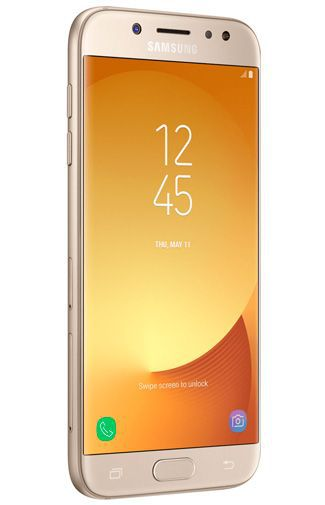 Productafbeelding van de Samsung Galaxy J5 (2017) J530 16GB Gold