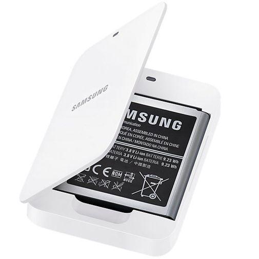 Productafbeelding van de Samsung Galaxy K Zoom Extra Battery Kit White