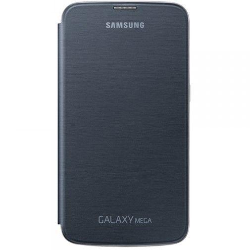 Productafbeelding van de Samsung Galaxy Mega Flip Cover Black