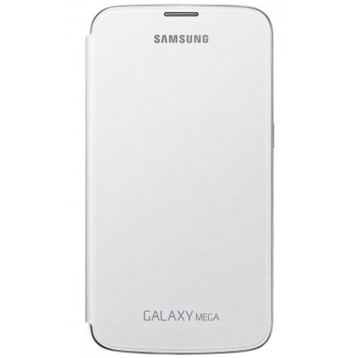 Productafbeelding van de Samsung Galaxy Mega Flip Cover White