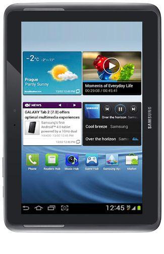 Productafbeelding van de Samsung Galaxy Note 10.1 N8000 3G Black