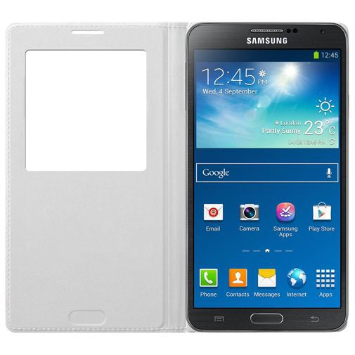 Productafbeelding van de Samsung Galaxy Note 3 Neo S View Cover White