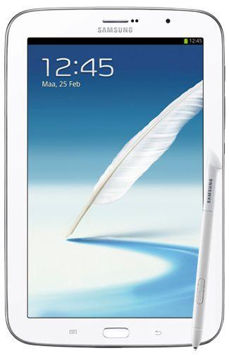 Productafbeelding van de Samsung Galaxy Note 8.0 WiFi N5110 White