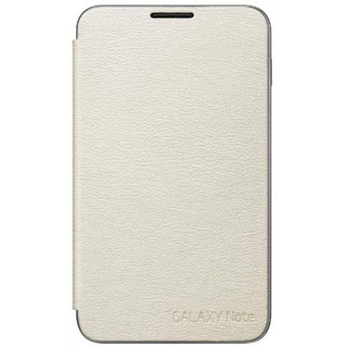 Productafbeelding van de Samsung Galaxy Note Flip Case White