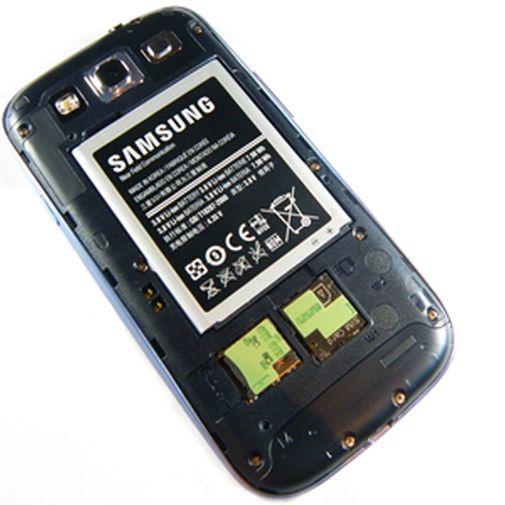 Productafbeelding van de Samsung Galaxy S3 (Neo) Accu EB-L1G6LLUC 2100 mAh
