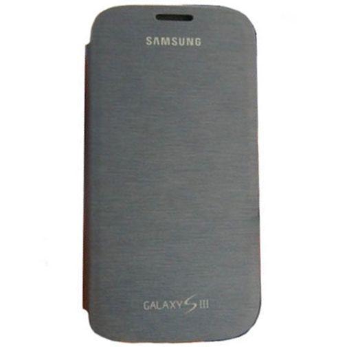 Productafbeelding van de Samsung Galaxy S3 (Neo) Flip Cover Grey