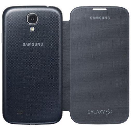 Productafbeelding van de Samsung Galaxy S4 Flip Cover Black