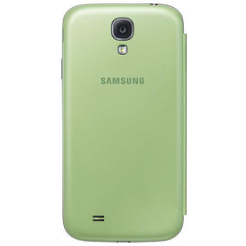 Productafbeelding van de Samsung Galaxy S4 Mini Flip cover Green