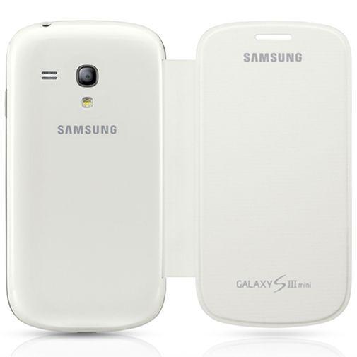 Productafbeelding van de Samsung Galaxy S4 Mini (VE) Flip cover White