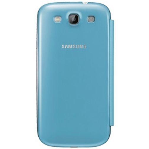 Productafbeelding van de Samsung Galaxy S3 (Neo) Flip Cover Light Blue