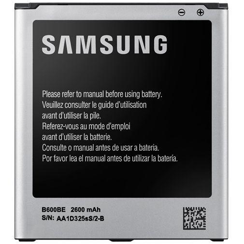 Productafbeelding van de Samsung Galaxy S4 Accu EB-B600BEBEC 2600 mAh