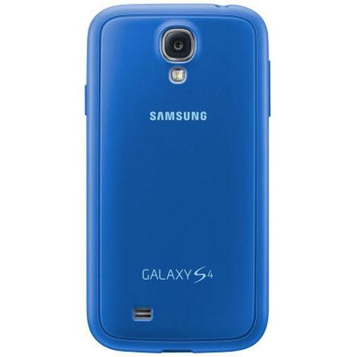 Productafbeelding van de Samsung Galaxy S4 Cover+ Blue