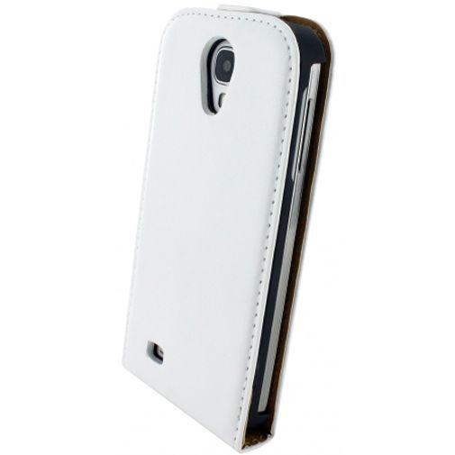 Productafbeelding van de Mobiparts Classic Flip Case Samsung Galaxy S4 White