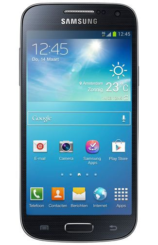 Productafbeelding van de Samsung Galaxy S4 Mini i9195 Black