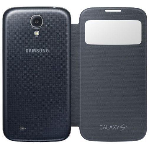 Productafbeelding van de Samsung Galaxy S4 S-View Cover Black