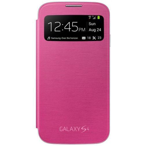 Productafbeelding van de Samsung Galaxy S4 S-View Cover Pink