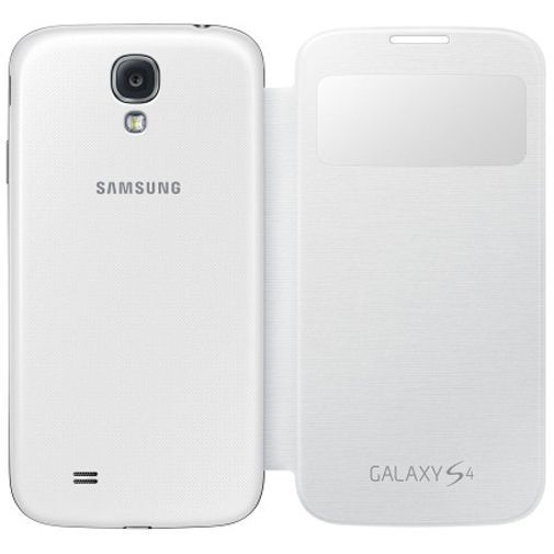 Productafbeelding van de Samsung Galaxy S4 S-View Cover White
