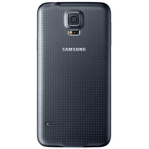 Productafbeelding van de Samsung Galaxy S5 Charging Cover Black