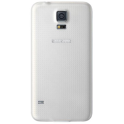 Productafbeelding van de Samsung Charging Cover White Galaxy S5/S5 Plus/S5 Neo