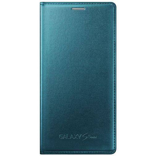 Productafbeelding van de Samsung Galaxy S5 Mini Flip Cover Green
