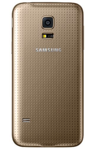 Productafbeelding van de Samsung Galaxy S5 Mini G800F Gold