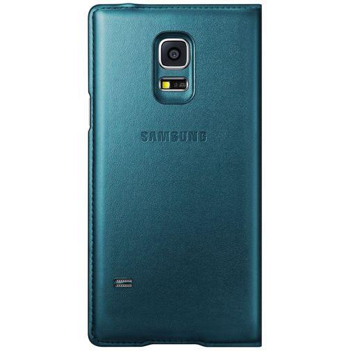 Productafbeelding van de Samsung Galaxy S5 Mini S View Cover Green
