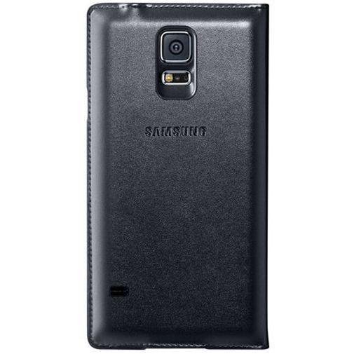Productafbeelding van de Samsung S View Cover Black Galaxy S5/S5 Plus/S5 Neo