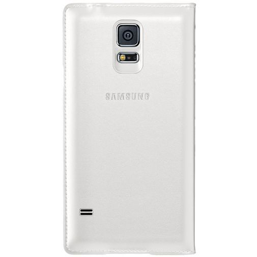 Productafbeelding van de Samsung S View Cover Punch White Galaxy S5/S5 Plus/S5 Neo