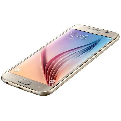 Productafbeelding van de Samsung Galaxy S6 64GB G920F Gold