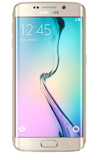 Productafbeelding van de Samsung Galaxy S6 Edge 128GB G925F Gold