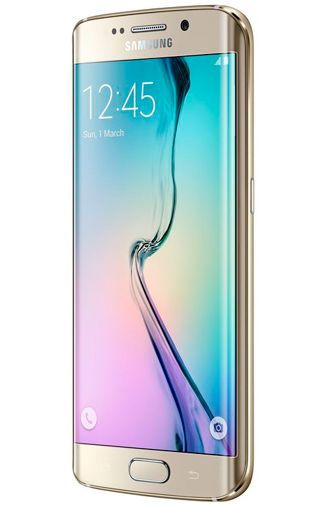 Productafbeelding van de Samsung Galaxy S6 Edge 128GB G925F Gold