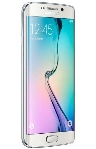 Productafbeelding van de Samsung Galaxy S6 Edge 128GB G925F White