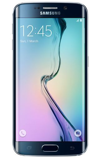 Productafbeelding van de Samsung Galaxy S6 Edge 32GB G925F Black