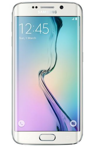 Productafbeelding van de Samsung Galaxy S6 Edge 32GB G925F White