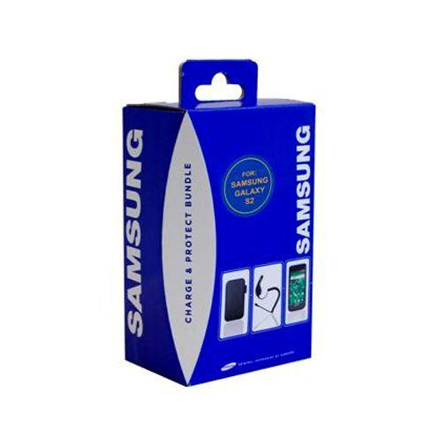 Productafbeelding van de Samsung Galaxy SII Charge and Protect Bundle