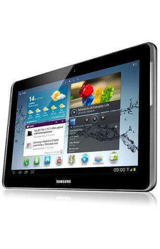 Productafbeelding van de Samsung Galaxy Tab 2 10.1 P5110 WiFi Silver