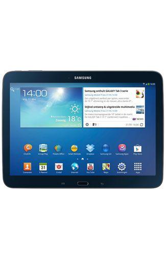 Productafbeelding van de Samsung Galaxy Tab 3 10.1 P5210 WiFi Black